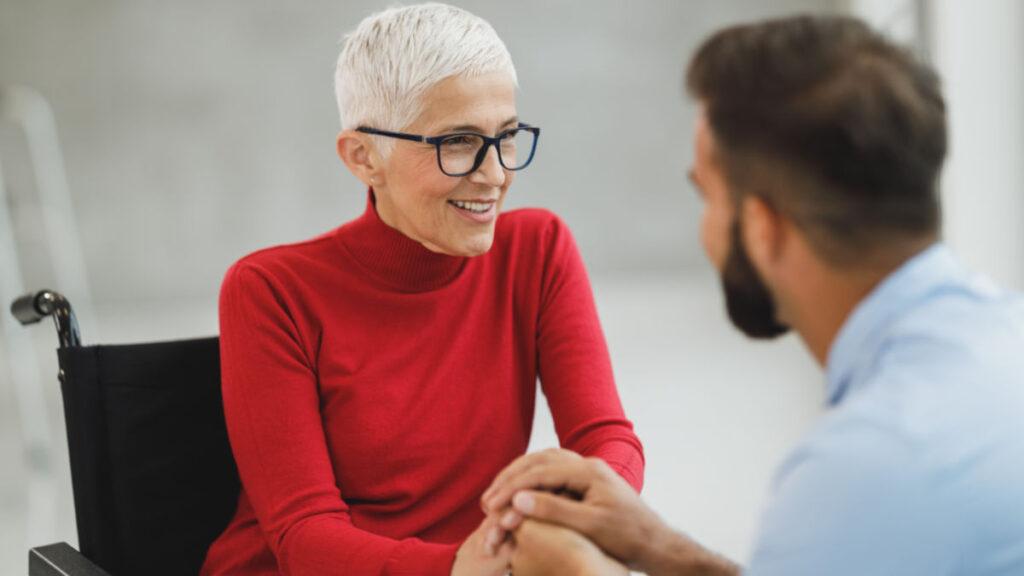 Spraakproblemen door Parkinson
